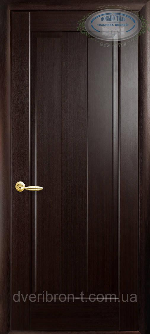 Двери Новый Стиль Премьера глухое венге, коллекция Маэстра Р