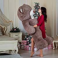 Большой плюшевый мишка Тедди