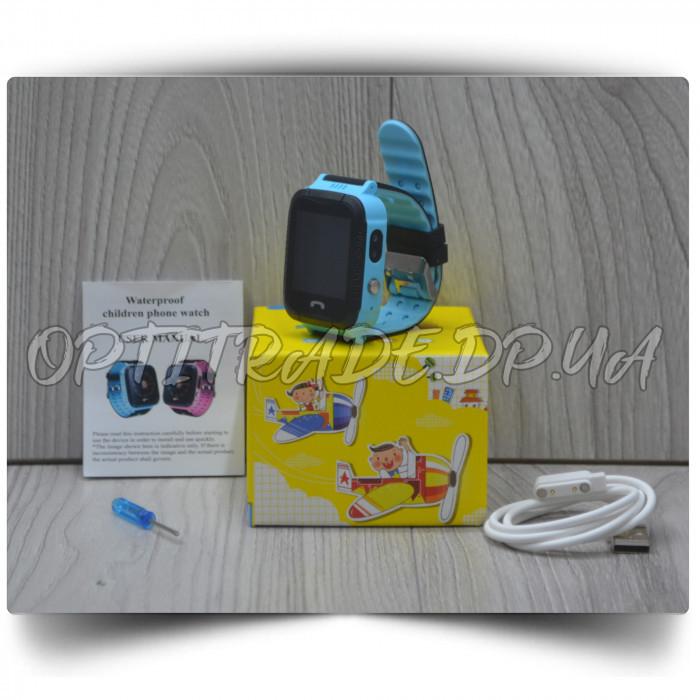 Детские часы Smart Baby watch V68G+GPS Agua (гарантия 1 месяц) ОРИГИНАЛ