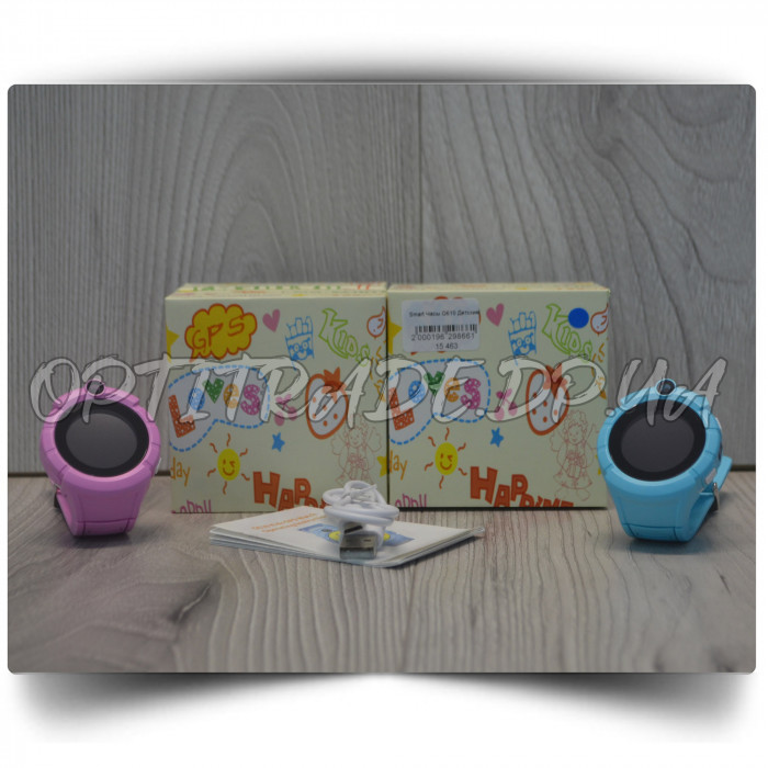 Детские часы Smart Q610 (гарантия 1 месяц)