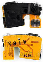 Шлейф для Nokia 6720 classic с разъемом гарнитуры, зарядки
