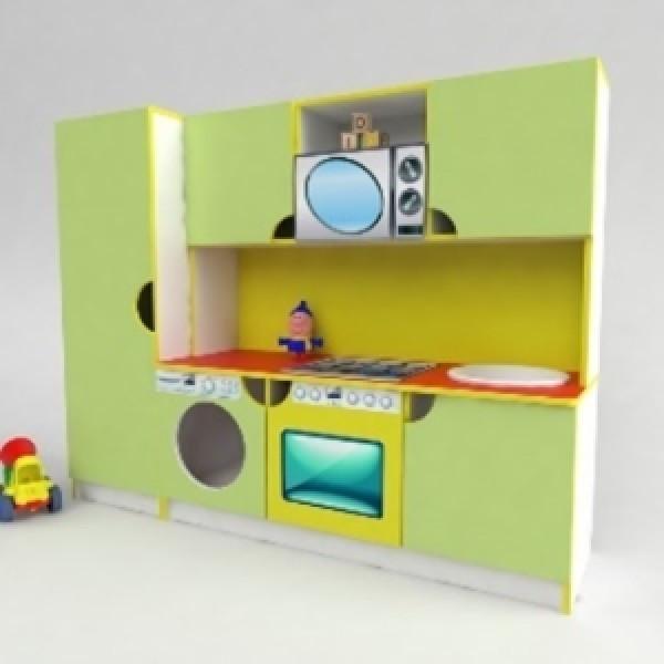 Детская игровая кухня Фиона от производителя