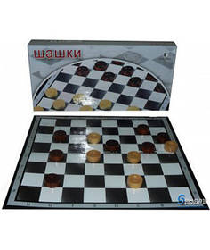 Настільна гра Російські Шашки X4817