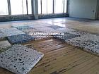 Спортивное покрытие для зала (жесткое) Изолон блок 100х100х10см, фото 3