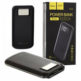 Зовнішній акумулятор Power Bank Hoco B26 BeiTan 10000mAh Original