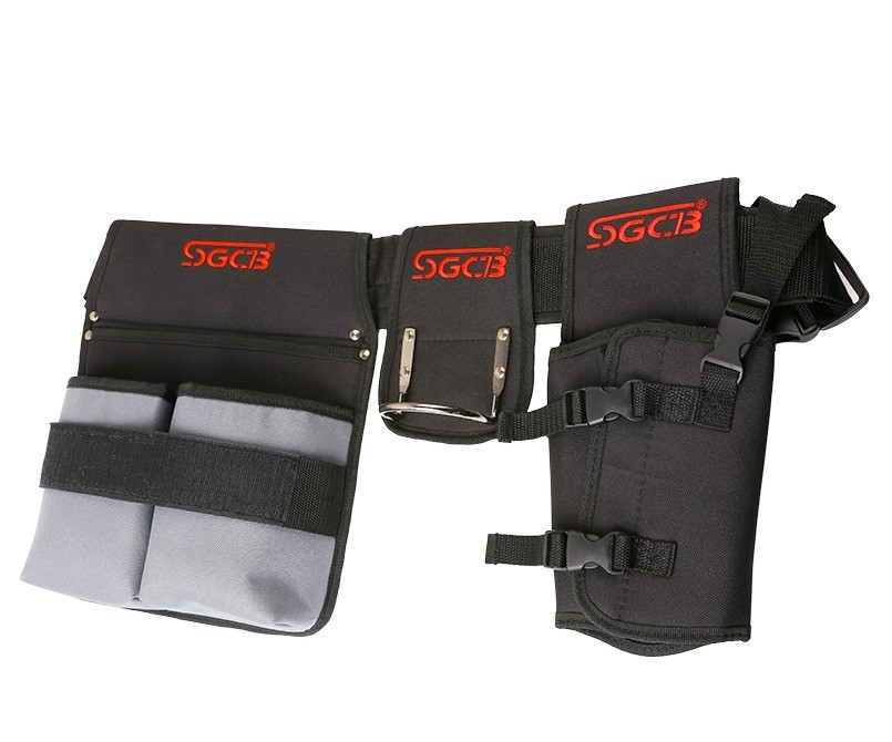 SGCB SGGD175 Constuction Pockets Tool Belt Пояс детейлера 425х285х155 мм