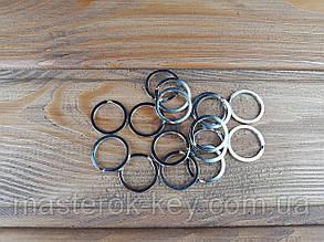 Кольцо для ключей d25 мм плоское