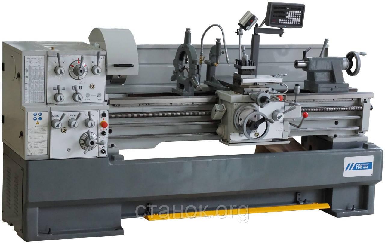 FDB Maschinen Turner 410 1500 W DPA токарный станок по металлу токарно-винторезный фдб машинен тюрнер 410 1500