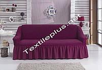 Чохол на диван тримісний Туреччина, фото 1