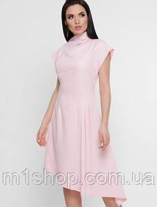 Женское асимметричное платье без рукавов (Isabellafup)