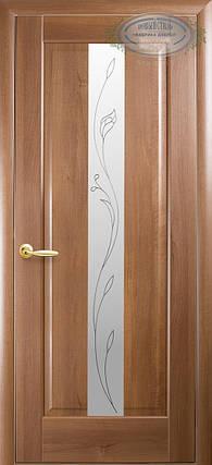 Двери Новый Стиль Премьера + Р2 золотая ольха, коллекция Маэстра Р, фото 2