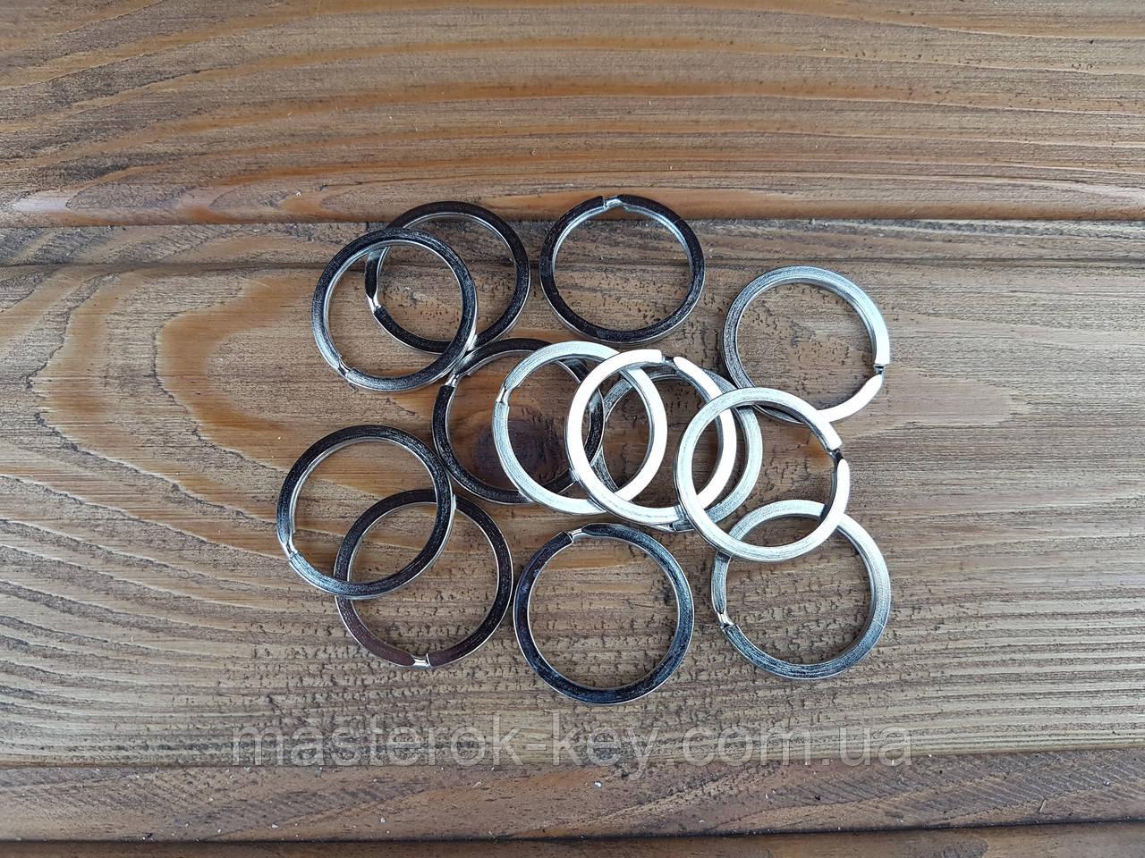 Кольцо  для ключей d30 мм плоское