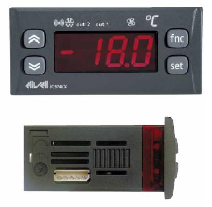 Контроллер температуры Eliwell