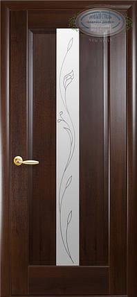 Двери Новый Стиль Премьера + Р2 каштан, коллекция Маэстра Р, фото 2