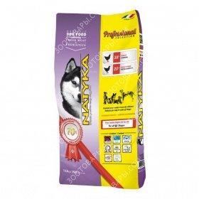 Natyka Professional Сухой корм для взрослых собак всех пород с курицей, 13,5 кг