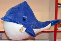 Мягкая игрушка Дельфин (55см) а1-12103-2,мягкие игрушки,детские подарки,товары для детей