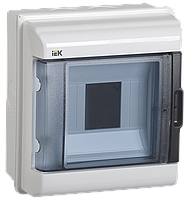 Корпус модульный пластиковый навесной КМПн-5 IP55 IEK