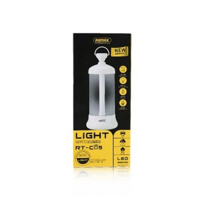 Лампа настольная REMAX LED RT-C05 outdoor portable lamp ORIGINAL