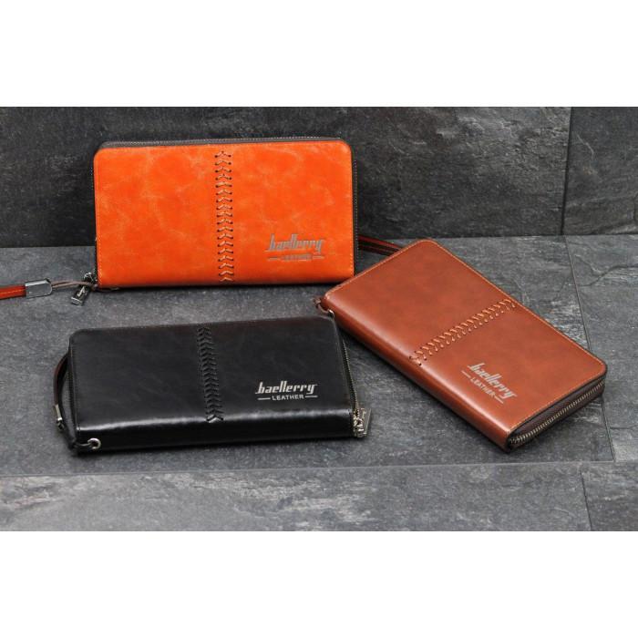 Мужской клатч Baellerry Leather SW008