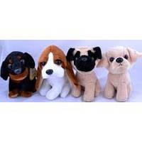 Мягкие игрушки Собаки 20cm YI1992, мягкие игрушки для детей и взрослых,качественный,праздничные подарки