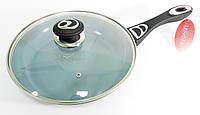 Сковорода 20 см покрытие керамика Lessner Ceramiс Line Omega 88340-20