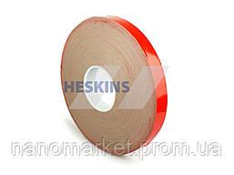 Перманентна двустороння клейка стрічка Heskins 1.2мм/25мм/33м