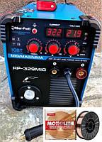 Сварочный инверторный полуавтомат Riber RP-329 MIG/MAG + катушка проволоки 0.8 (БЕСПЛАТНАЯ ДОСТАВКА)