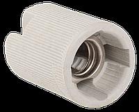 Патрон подвесной Пкр14-04-К43 керамический Е14 (400шт) (стикер на изделии) IEK