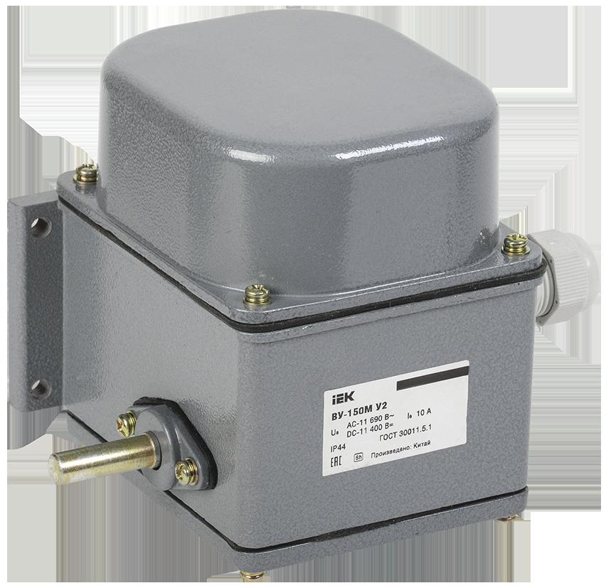 Выключатель концевой ВУ-150М У2 1 комм. цепь IP44 IEK