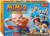 """Настольная карточная игра """"Mimiq"""", 5897У, 19120055У"""
