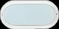 Светильник светодиодный ДПО 4012 12Вт 4000K IP54 овал белый IEK