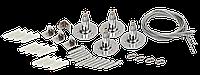 Комплект кріпильних елементів №2 (підвісний монтаж) IEK