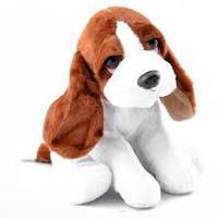 Мягкая игрушка Собака №5177-2, мягкие игрушки для детей и взрослых,качественный,праздничные подарки