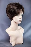Короткие парики №7,цвет черный шоколад