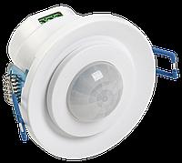 Датчик движения ДД-401 800Вт 360град 8м IP20 белый IEK
