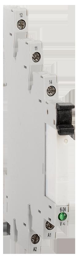 Интерфейсное реле ORM 2. 1NO+1NC 24В DC