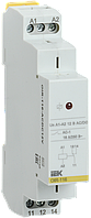 Промежуточное модульное реле OIR 1 конт (16А) 12 В AC/DC IEK