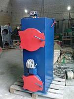 Твердотопливный пиролизный котел для дома 10 квт, фото 1