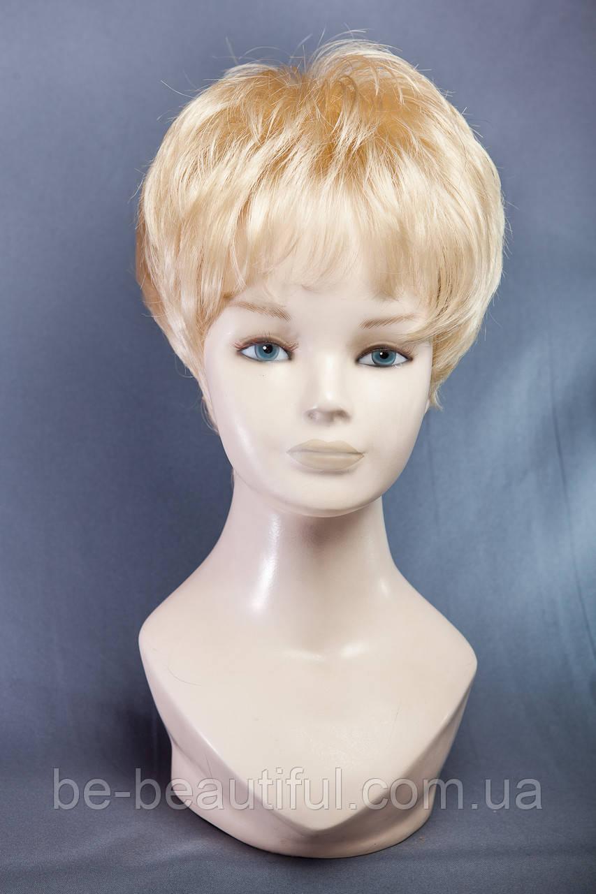 Короткие парики №7,цвет классический блонд