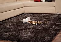 Купить ковры 200х300см со скидкой,ковер травка графитового цвета, фото 1