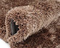 Купить ковры 120х170см со скидкой,ковер шегги коричневый, фото 1