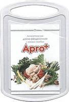 Доска Разделочная Антисептическая «Арго-Плюс» с ионами серебра,19 х 29 см