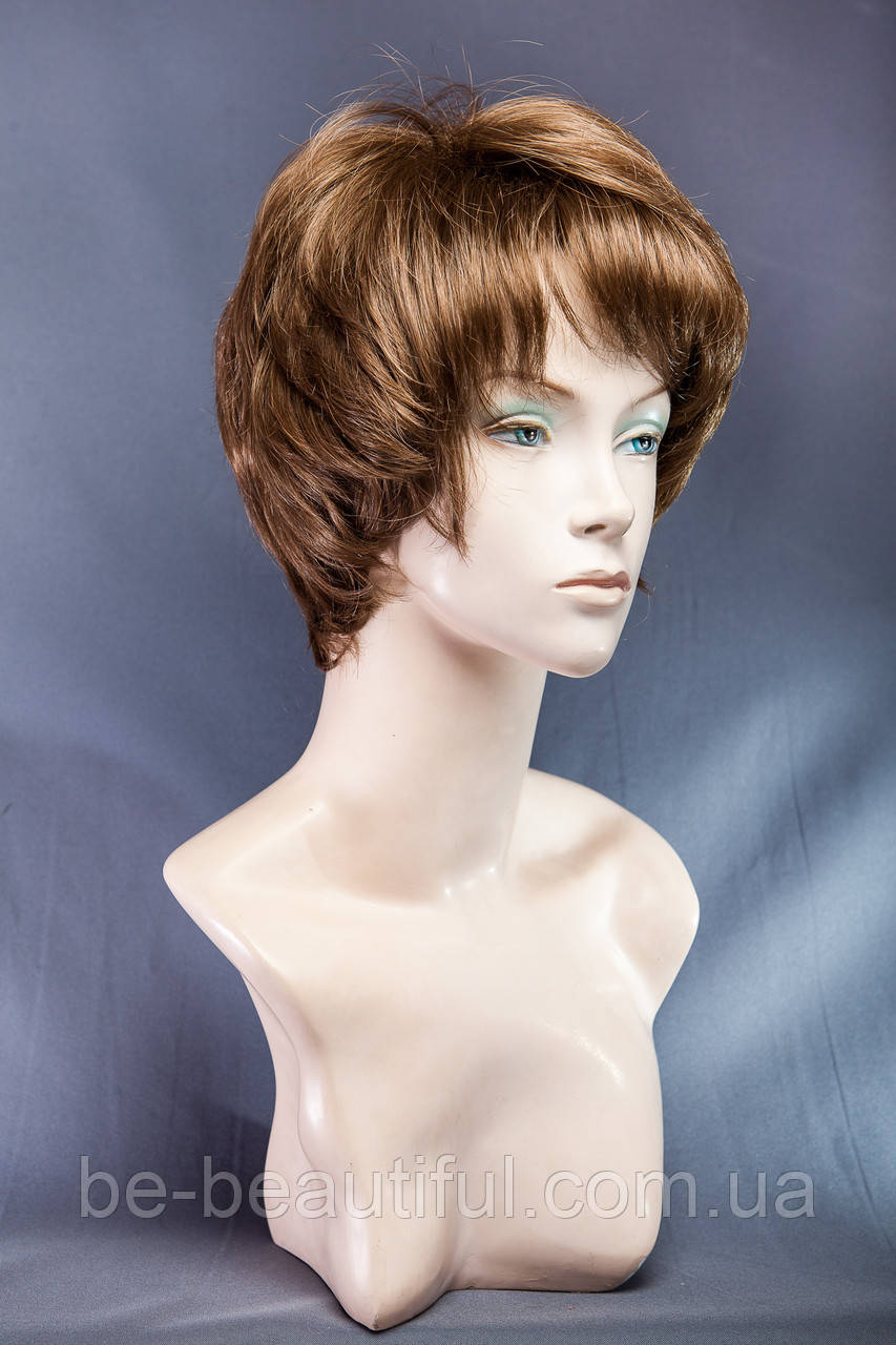 Короткие парики №8,цвет светло-русый