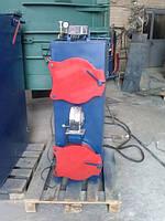 Твердотопливый пиролизный котел утилизатор 10 кВт для дома