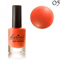 Лак для ногтей Karina 12мл 5