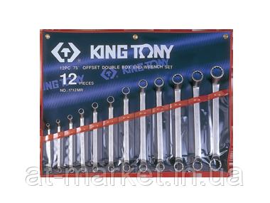 Набор ключей накидных King Tony 12 шт. (6-32 мм) 1712MR