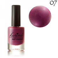 Лак для ногтей Karina 12мл 7