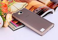 Чехол накладка для Huawei Honor 3C серый, фото 1