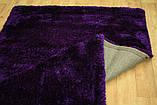 Купити килими 2.0х3.0 зі знижкою,килим фіолетова травичка, фото 3