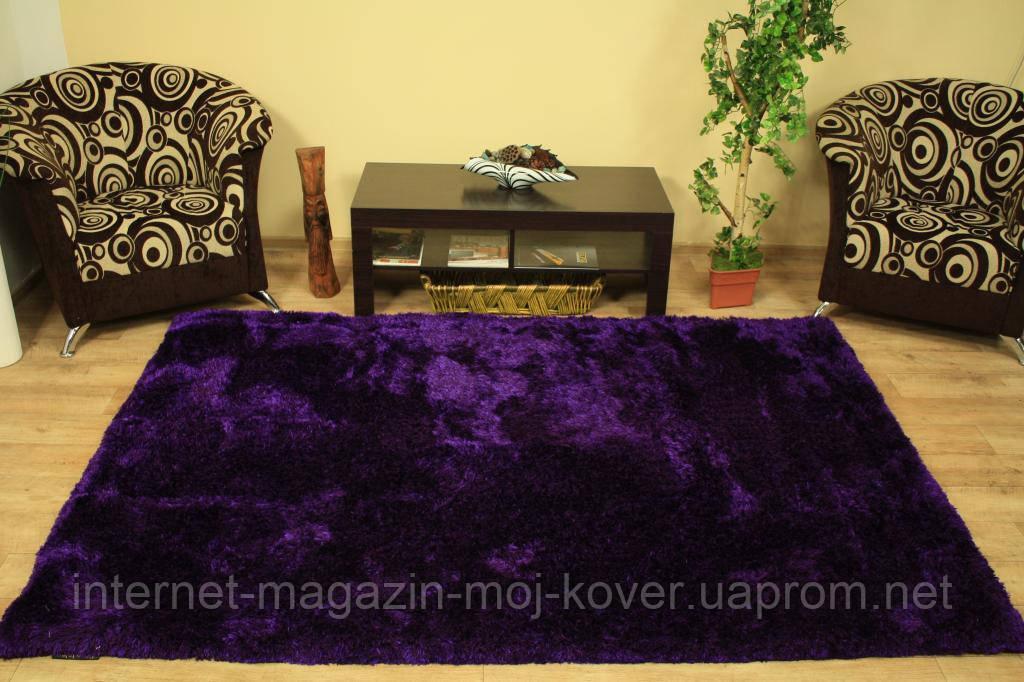 Купити килими 2.0х3.0 зі знижкою,килим фіолетова травичка